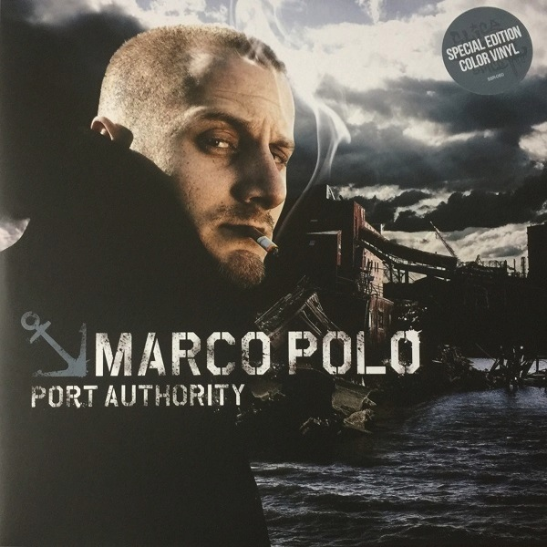 MARCO POLO - PORT AUTHORITY 2LP (DELUXE BLUE VINYL)