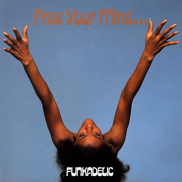 FUNKADELIC - FREE YOUR MIND LP