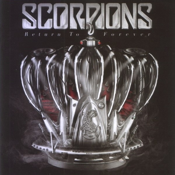 SCORPIONS - RETURN TO FOREVER 2LP