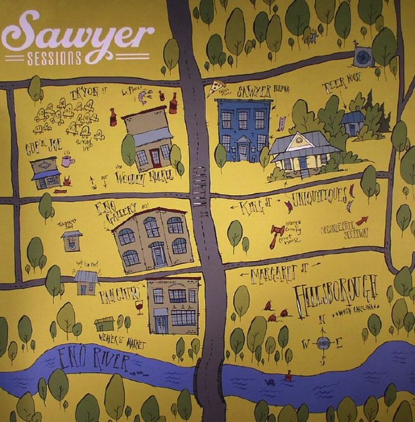 SAWYER SESSIONS - SEASON 1 LP