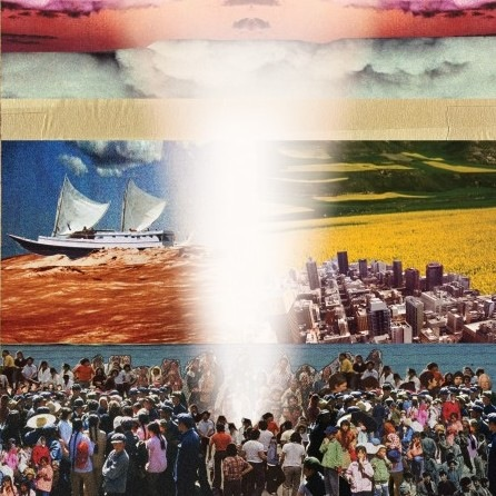 BROKEN SOCIAL SCENE - FORGIVENESS ROCK RECORD 2LP