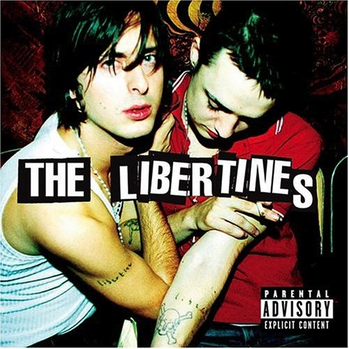 THE LIBERTINES - S/T LP