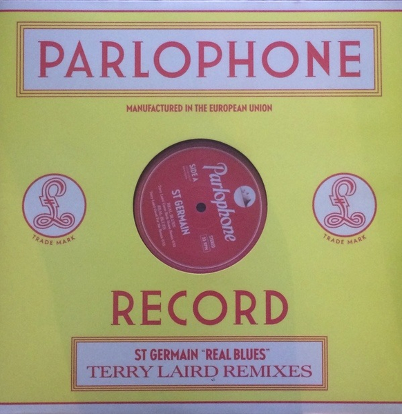 ST GERMAIN - REAL BLUES (TERRY LAIRD REMIXES) 12""