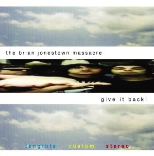 BRIAN JONESTOWN MASSACRE - GIVE IT BACK! 2LP