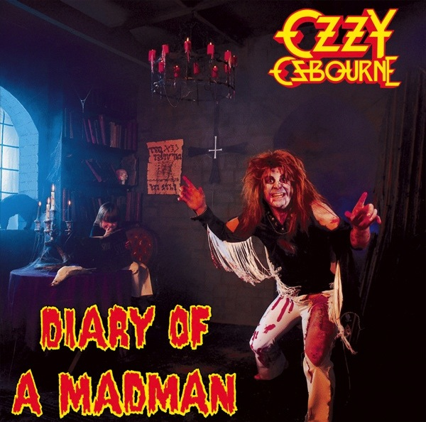 OZZY OSBOURNE - DIARY OF A MADMAN LP (180G)