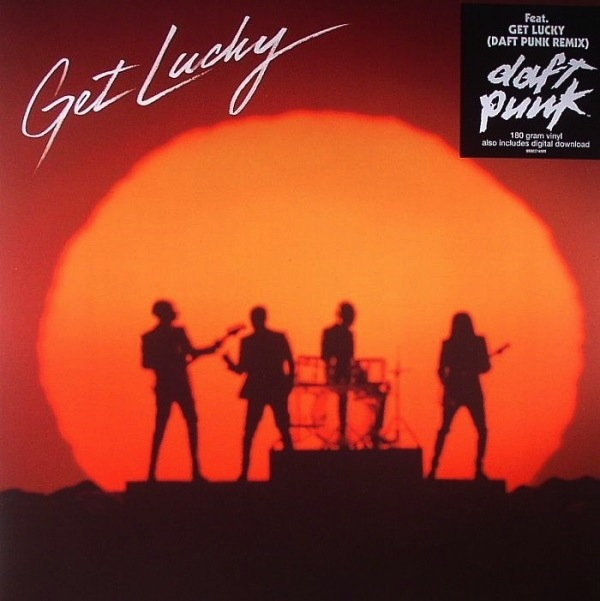"DAFT PUNK - GET LUCKY 12"" (FEAT. PHARELL WILLIAMS, NILE)"