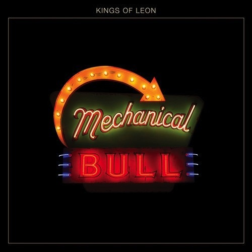 KINGS OF LEON - MECHANICAL BULL 2LP (180 GRAM) + DOWNLOAD CODE