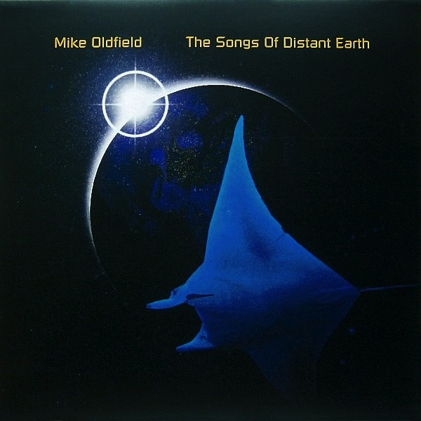 MIKE OLDFIELD - THE SONGS OF DISTANT EARTH LP