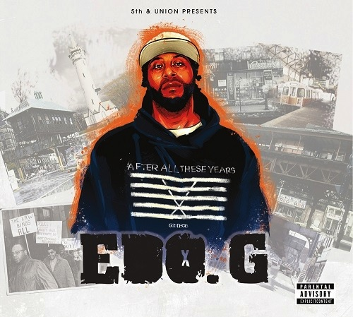 ED O.G - AFTER ALL THESE YEAS 2LP