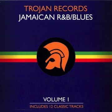 V/A - TROJAN RECORDS BEST OF JAMAICAN R&B & BLUES VOL. 1 LP