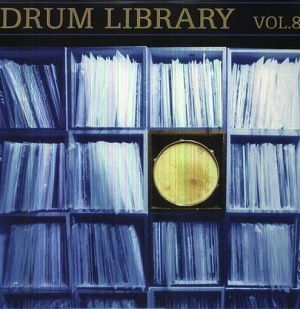 PAUL NICE - DRUM LIBRARY VOL. 8 LP