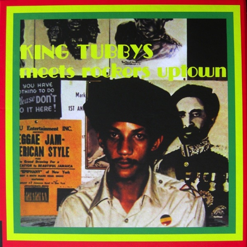 KING TUBBY MEETS ROCKERS UPTOWN 3X10