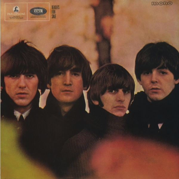 THE BEATLES - BEATLES FOR SALE LP (MONO VERSION)