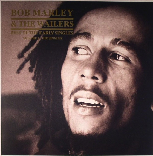 BOB MARLEY - BEST OF THE EARLY SINGLES VOL. 1 2LP