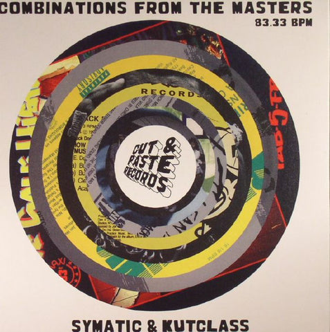 SYMATIC, KUTCLASS & DARCY D  - COMBINATIONS FROM THE MASTERS 7