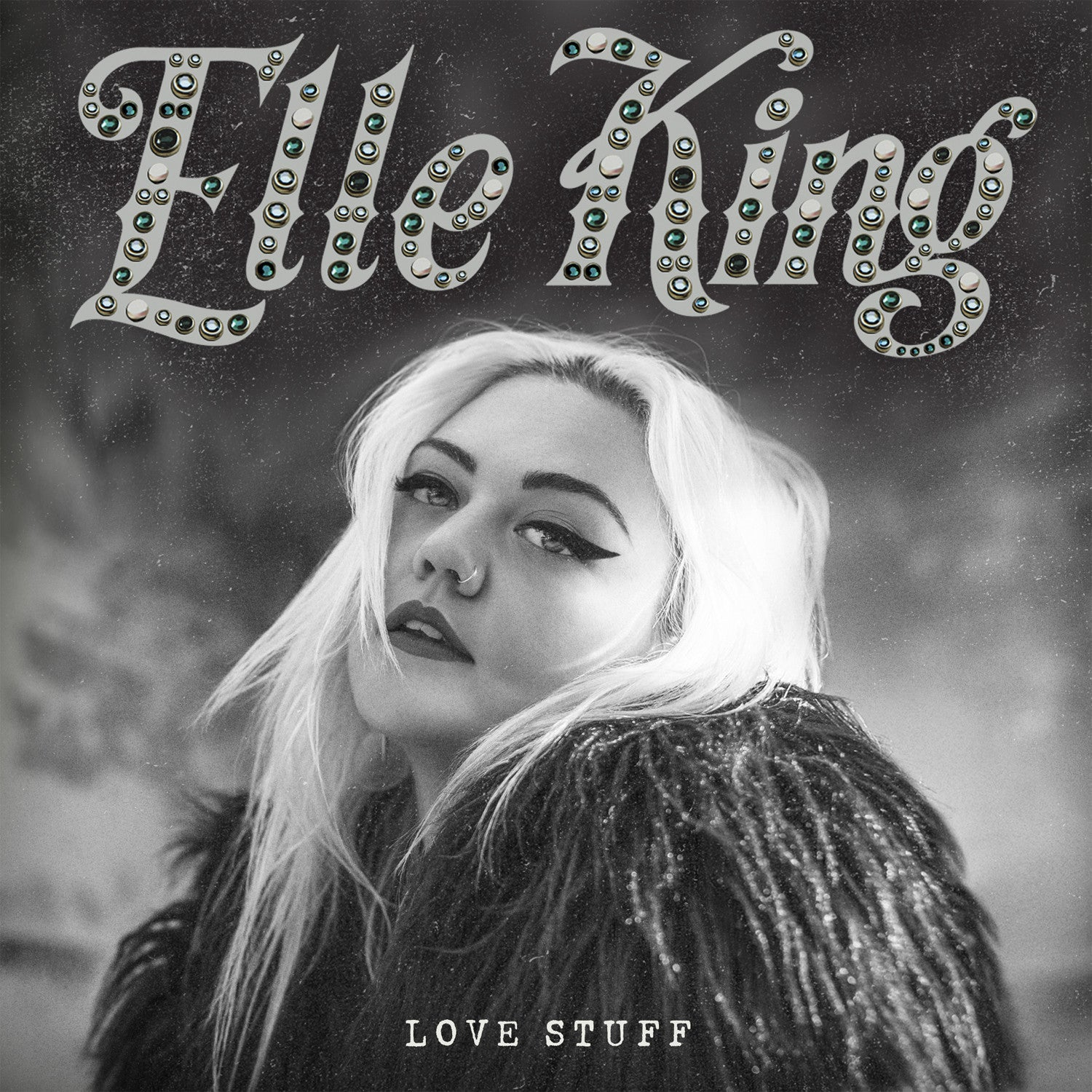 ELLE KING - LOVE STUFF LP
