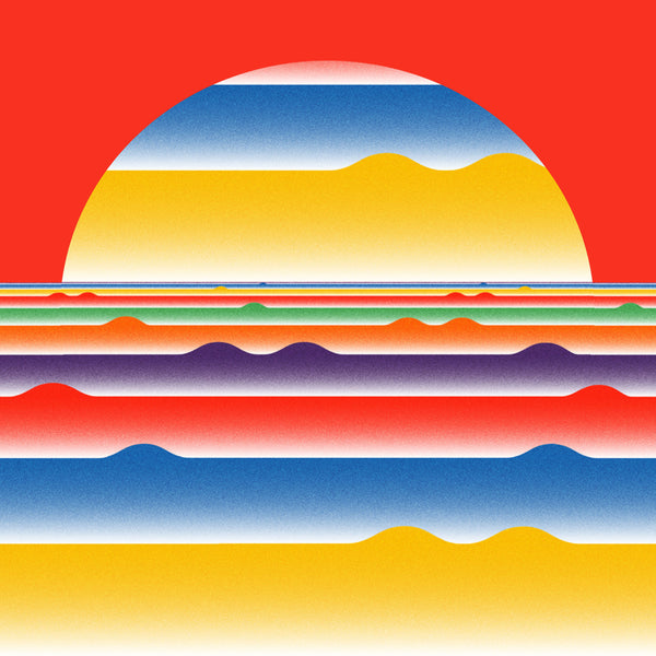 THE HELIO SEQUENCE - THE HELIO SEQUENCE LP (180 GRAM)