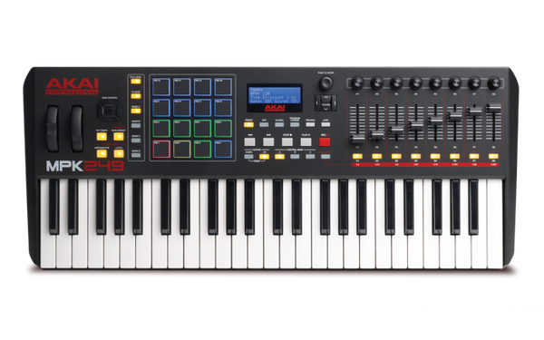 AKAI - MPK249 PERFORMANCE KEYBOARD CONTROLLER