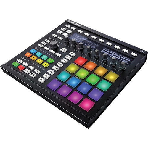 NATIVE INSTRUMENTS - MASCHINE MKII BLACK