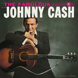 JOHNNY CASH - THE FABULOUS LP