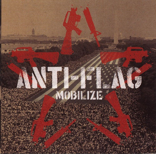ANTI-FLAG - MOBILIZE LP