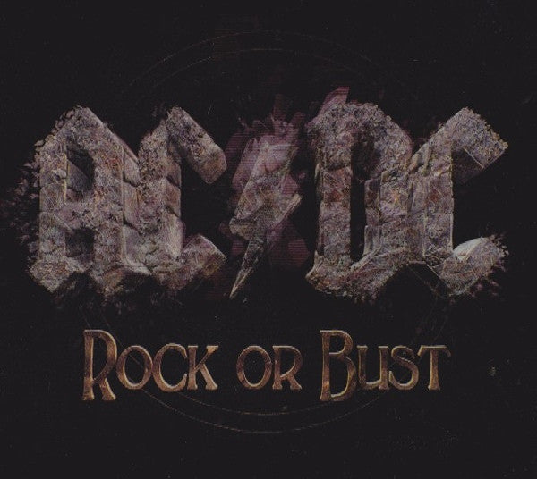 AC/DC - ROCK OR BUST LP