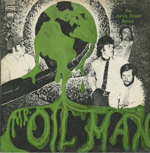 JARVIS STREET REVUE - MR. OIL MAN LP