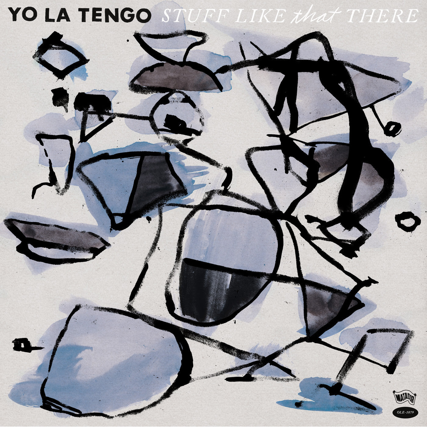 YO LA TENGO - STUFF LIKE THAT THERE LP