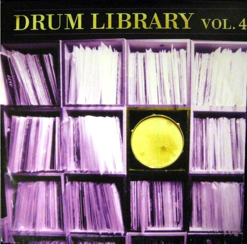 PAUL NICE - DRUM LIBRARY VOL. 4 LP