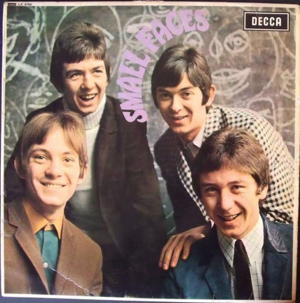 SMALL FACES - SMALL FACES LP (180 GRAM)
