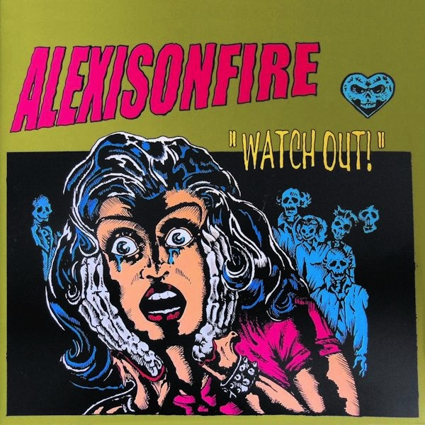 ALEXISONFIRE - WATCH OUT LP