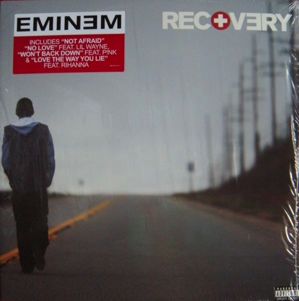 EMINEM - RECOVERY 2LP