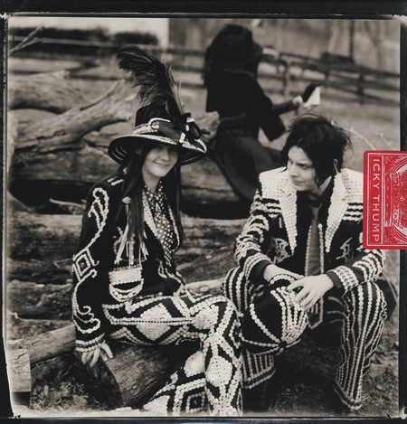 THE WHITE STRIPES - ICKY THUMP 2LP