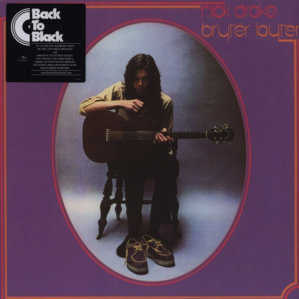NICK DRAKE - BRYTER LATER LP
