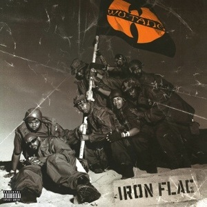 WU-TANG CLAN - IRON FLAG 2LP