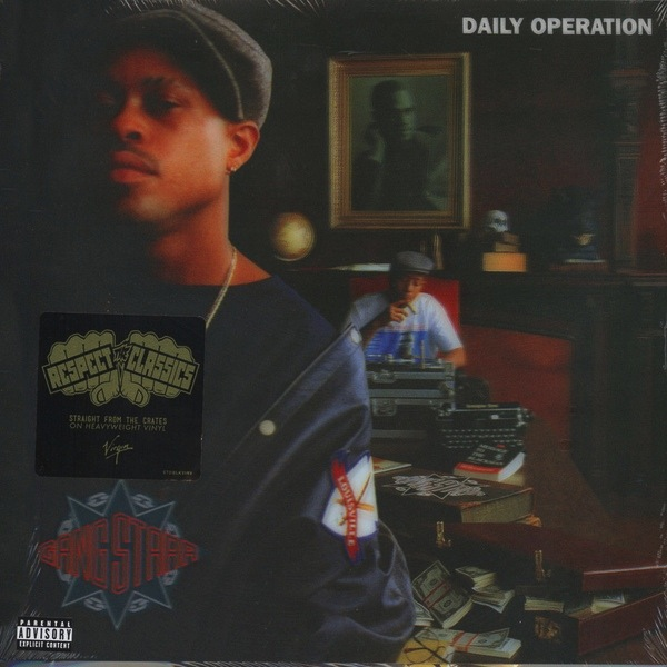 GANG STARR - DAILY OPERATION  LP
