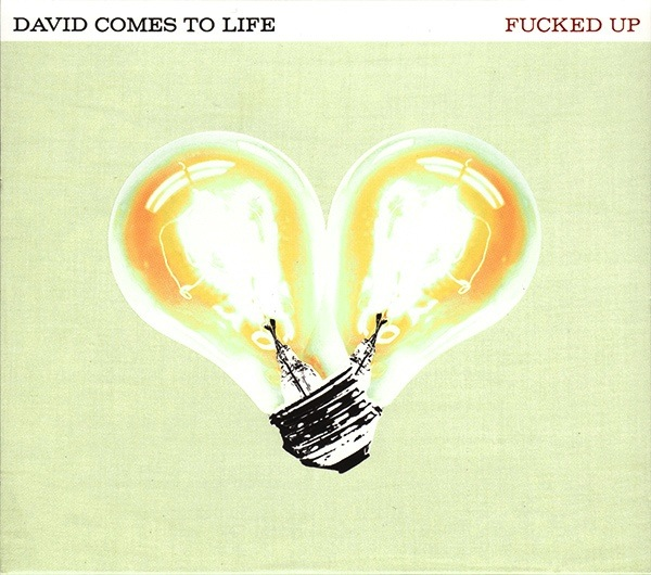FUCKED UP - DAVID CAMES TO LIFE 2LP