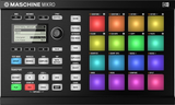 NATIVE INSTRUMENTS - MASCHINE MIKRO MKII BLACK