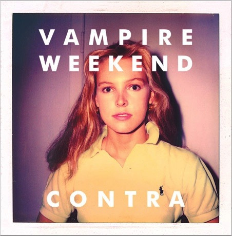 VAMPIRE WEEKEND - CONTRA LP (180 GRAM)