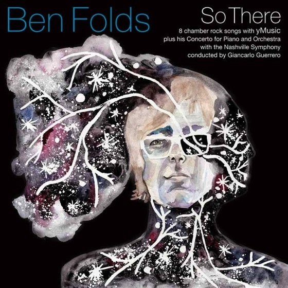 BEN FOLDS - SO THERE 2LP
