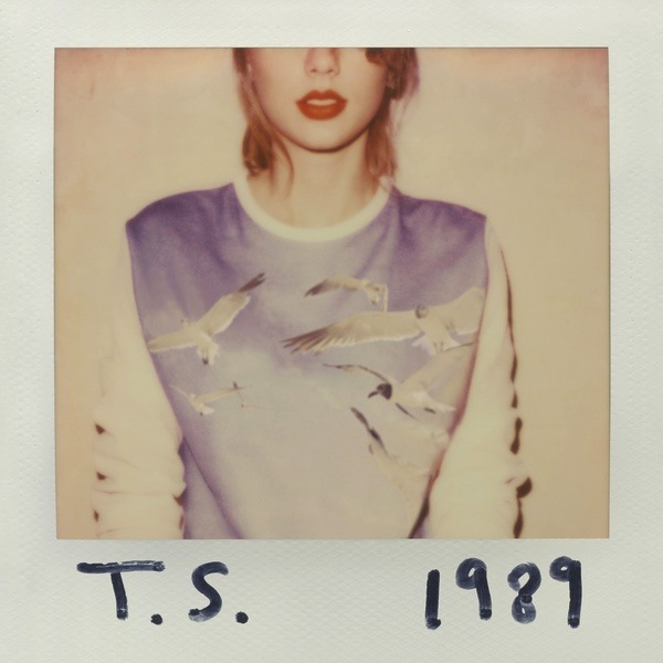 TAYLOR SWIFT - 1989 2LP