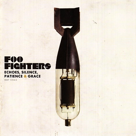 FOO FIGHTERS - ECHOES, SILENCE, PATIENCE & GRACE 2LP