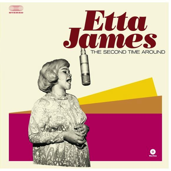 ETTA JAMES - SECOND TIME AROUND (180G) LP