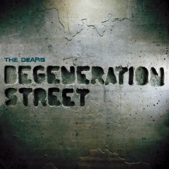 THE DEARS - DEGENERATION STREET 2LP