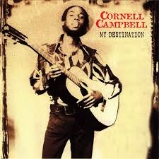 CORNELL CAMPBELL - MY DESTINATION LP