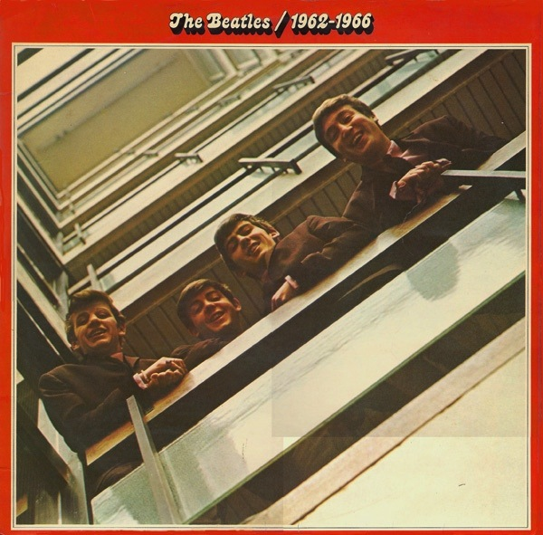 BEATLES - 1962-1966 (RED ALB) (180G) 2LP