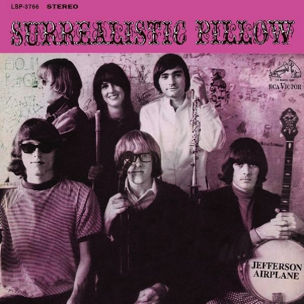 JEFFERSON AIRPLANE - SURREALISTIC PILLOW LP   (180 GRAM)