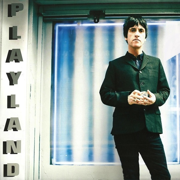 JOHNNY MARR - PLAYLAND LP