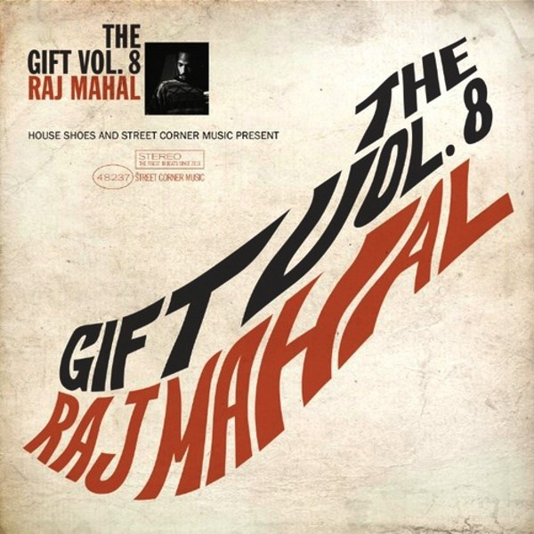 HOUSE SHOES - THE GIFT VOL. 8 - RAJ MAHAL LP