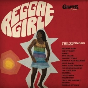 TENNORS - REGGAE GIRL LP + CD